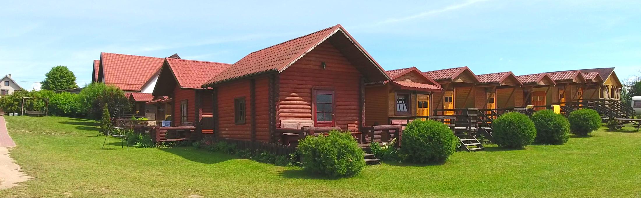 Domki na Mazurach, całoroczne ogrzewane, Ukta